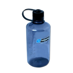 Gray 32 oz. Nalgene® Tritan™ Narrow Mouth Loop-Top Bottle