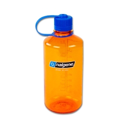 Orange 32 oz. Nalgene® Tritan™ Narrow Mouth Loop-Top Bottle