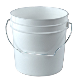 1 Gallon Buckets & Lids