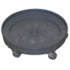 Polypropylene Drum Dolly for 30 & 55 Gallon Drums