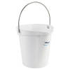 Vikan® Polypropylene White 1.5 Gallon Pail