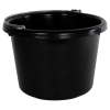 Black 8 Quart Pail