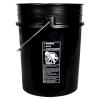 Premium Black 20 Liter Bucket