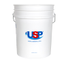 USP Premium White 5 Gallon Bucket