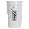 Letica® Natural 6.5 Gallon Bucket