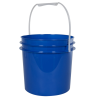 Blue 1 Gallon Bucket (Lid Sold Separately)
