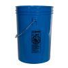 Economy Blue 6 Gallon Bucket (Lid Sold Separately)