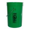 Economy Green 6 Gallon Bucket (Lid Sold Separately)
