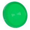 Green Tear Tab Lid for 6 Gallon Economy Buckets