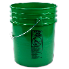 Premium Green 5 Gallon Bucket