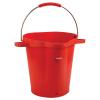 Vikan® Polypropylene Red 5 Gallon Pail