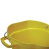 Vikan® Polypropylene Yellow 5 Gallon Pail