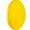 Yellow Heavy Duty Cover for 55 Gallon Tanks & Drums