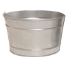 16 Qt. Galvanized Steel Pail