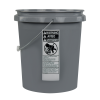 Economy Gray 5 Gallon Bucket