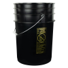 Black 6 Gallon Bucket