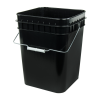 economy 4 gallon square bucket