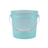 Translucent Green 1 Gallon Pail