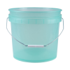 Translucent Green 3.5 Gallon Pail