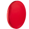 Red Heavy Duty Cover for 30 Gallon Tanks & Drums
