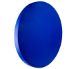 Blue Heavy Duty Cover for 30 Gallon Tanks & Drums