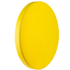 Yellow Heavy Duty Cover for 30 Gallon Tamco® Tanks & Drums