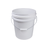 Revolutionary HDPE White 5 Gallon Pail