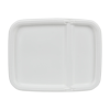 White Hinged Lid for 2 Gallon EZ Stor Pail