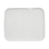 White Hinged Lid for 8 & 13 Gallon EZ Stor Pail