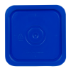 Economy Blue 4 Gallon Square Lid for Bucket # 2505