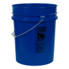 Blue 5.25 Gallon HDPE Bucket
