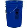 Blue 6 Gallon HDPE Buckets