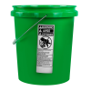 Economy Green 5 Gallon Bucket