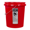 Economy Red 5 Gallon Bucket