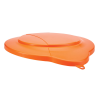 Orange Lid for 3 Gallon Vikan® Bucket