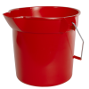 Brute® Red 10 Quart Bucket