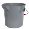 Brute® Gray 14 Quart Bucket