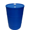 "30 Gallon Blue Closed Head Drum 18.375"" Dia. x 30.25"" H"