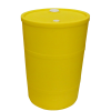 "30 Gallon Yellow Closed Head Drum 18.375"" Dia. x 30.25"" H"