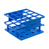 Nalgene™ Unwire™ 4 x 4 Array Blue 25mm Test Tube Half-Rack