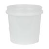 VaporLock Translucent 1 Quart Bucket (Lid Sold Separately)