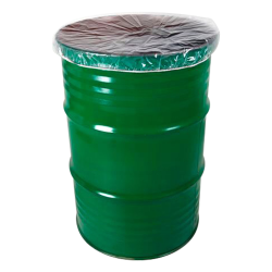 4 mil Economy LDPE Dust Cover for 5 Gallon Pail