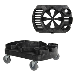 Heavy-duty Auto Detailer's Bucket Dolly