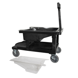 Painters Tray Cart