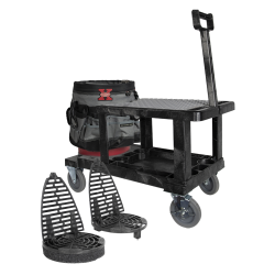 Tradesman Work Cart & Accessories