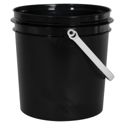 Smart Seal™ Black 1 Gallon Bucket