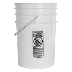Natural 6 Gallon Bucket