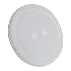 White Tear Tab Bucket Lid