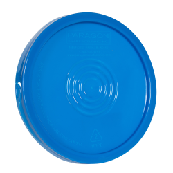 Blue Easy Off Lid for 6 Gallon Economy Buckets