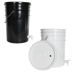 Tamco® Fermentation Buckets with Spigots